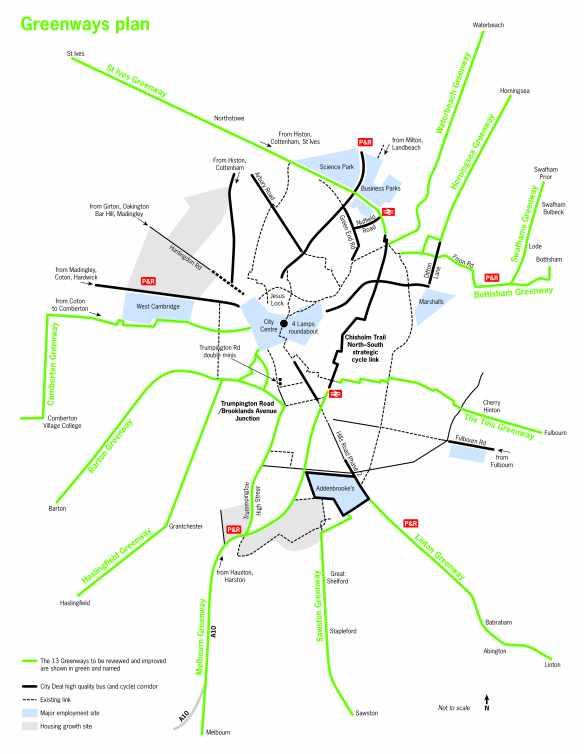 Greenways-plan